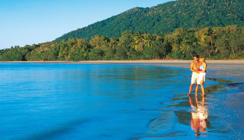 Daintree Tours & Activities - Cape Tribulation Beach